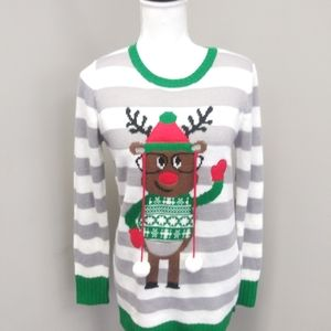 New Direction Christmas sweater